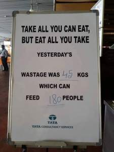 food-wastage